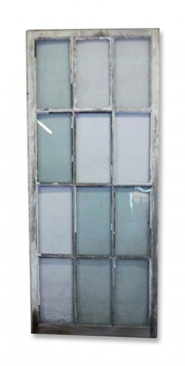 French Doors - French Doors or Windows with 12 Wavy Glass Lites 84.5 x 35.5