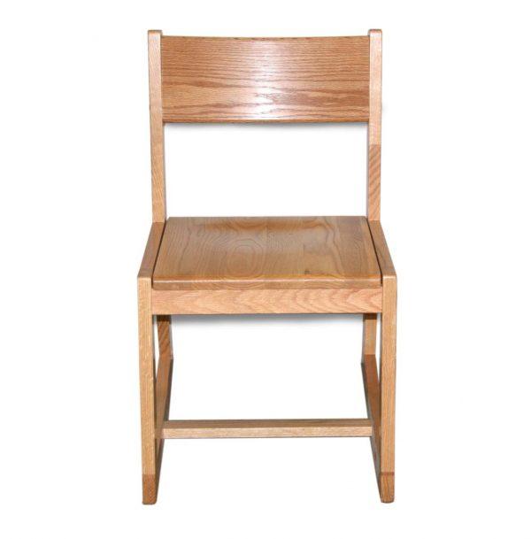 Seating - Vintage Classic Oak School Chair