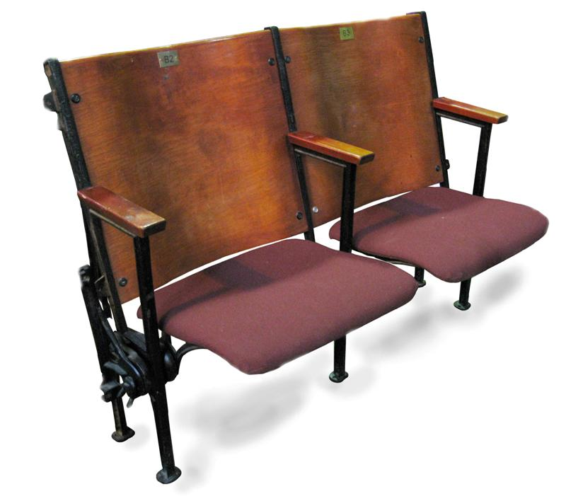 Original auditorium seats now available at Olde Good Things